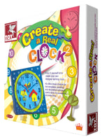 CREATE A LITTLE CLOCK