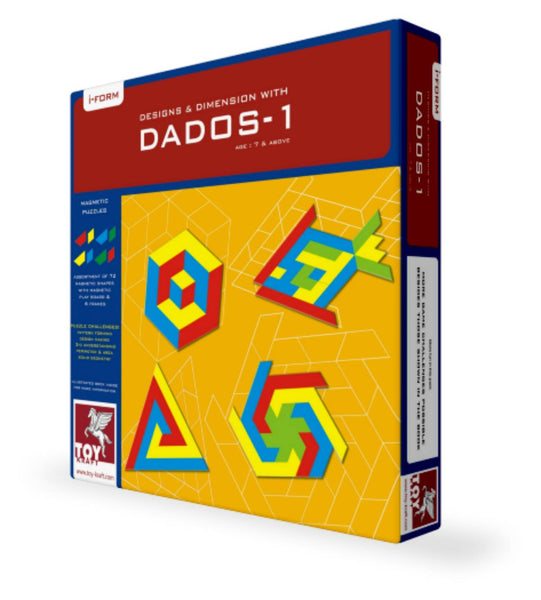 DESIGN AND DIMENSION WITH DADOS