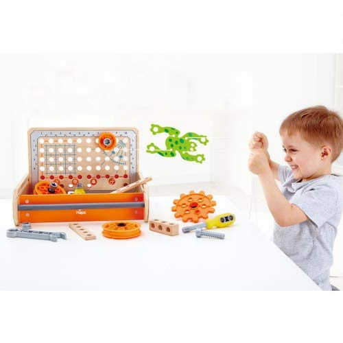 HAPE Science Experiment Tool Box
