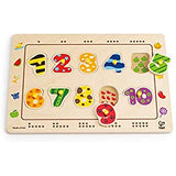 HAPE Matching Number Puzzle