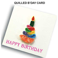 PAPER QUILLING FIRST FORAYS