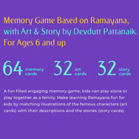 Epically Ramayana - The Great Indian Memory Game