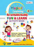 FUN & LEARN ACTIVITY WORK BOOK