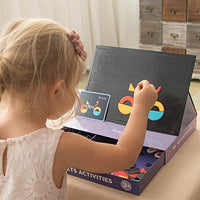 MIDEER Magnetic Drawing Board Puzzle