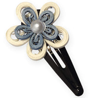 PAPER QUILLED-STYLISH HAIR BAND - CLIP