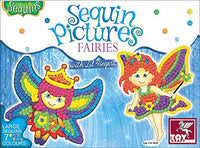 SEQUIN PICTURES FAIRIES