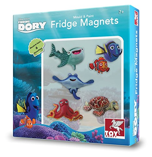 FINDING DORY M&P FRIDGE MAGNET