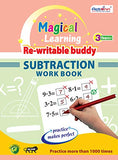SUBSTRACTION WORK BOOK