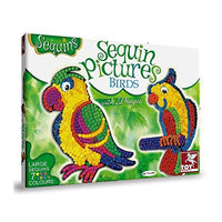 SEQUIN PICTURES-BIRDS