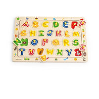 Hape Wooden ABC Matching Puzzle