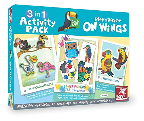 3 IN 1 ACTIVITY PACK ON WINGS