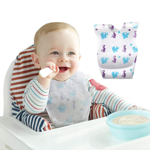 EDU TOYS INDIA Disposable Baby Bibs