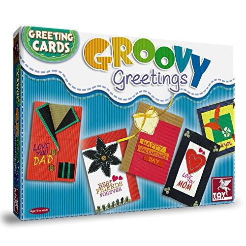 GROOVY GREETING CARDS