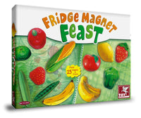 MOULD & PAINT FRIDGE MAGNET FEAST