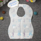 Disposable Baby Bibs