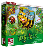 SUPER SET OF INSECTS