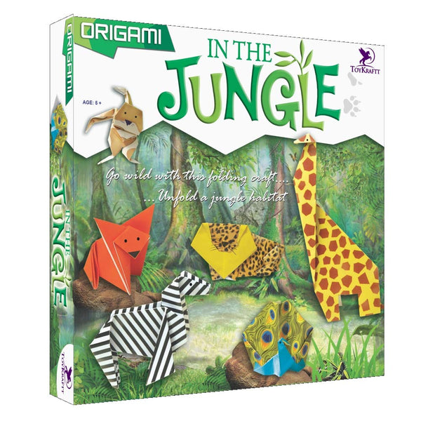 ORIGAMI IN THE JUNGLE