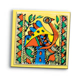 GLASS PAINTING MADHUBANI