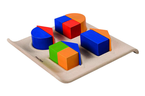 PLAN TOYS Fraction Fun