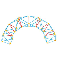 HAPE FLEXISTIX GEODESIC STRUCTURES