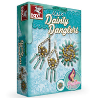 MAKE DAINTY DANGLERS
