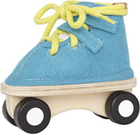 HAPE LACING SKATE (BLUE)