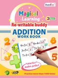 ADDITION WORK BOOK