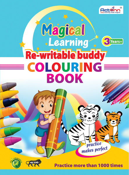COLOURING WORK BOOK