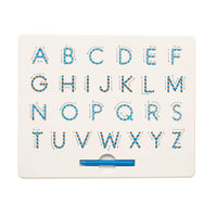 EDU TOYS INDIA Magpad - Magnetic Drawing Board  - Alphabet and Numbers