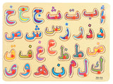 Arabic Urdu Alphabet Board