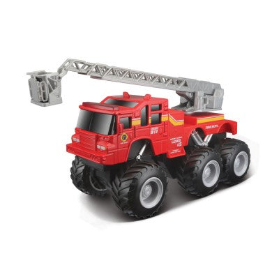 Builder Zone Quarry Monsters Ladder Truck
