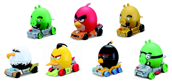 ANGRY BIRDS HATCH & RACE SURPRISE