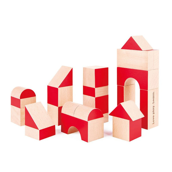 HAPE BLOCKS-30TH ANNIVERSARY