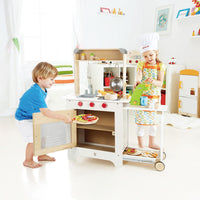 HAPE COOK 'N SERVE KITCHEN