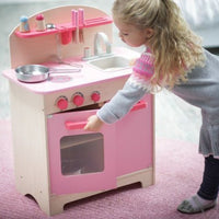 HAPE Gourmet kitchen(Pink)-with Accessories
