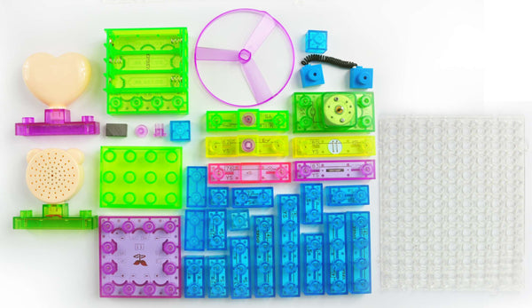 ELECTRONIC CIRCUIT BUILDING BLOCKS-MEDIUM