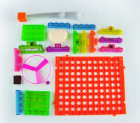 ELECTRONICS CIRCUIT BUILDING BLOCKS-SMALL