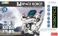 7 IN 1 SPACE ROBOT
