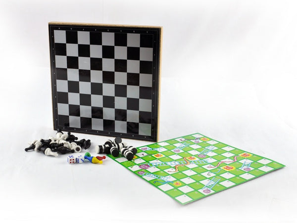 3 IN 1 MAGNETIC CHESS