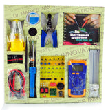 ELECTRONIC WORK SHOP - BASIC TOOL SET