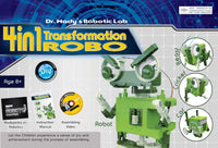 4 IN 1 TRANSFORMATION ROBOT
