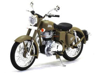 ROYAL ENFIELD 1:12 SCALE MODEL BLACK