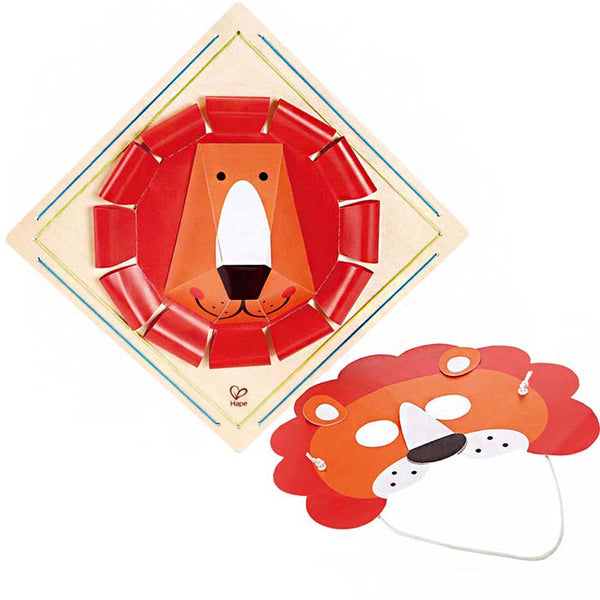 Hape Brave Lion Look
