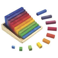 Step Counting Blocks
