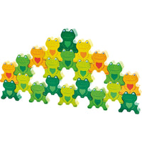 HABA PARQUET FROGS 3D