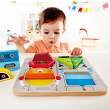 HAPE Robot Sort & Stand Up Puzzle