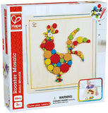 Hape Rooster Mosaic