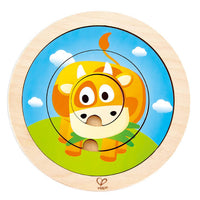 HAPE SPINNING  PUZZLE