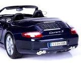 Porsche 911 Carrera S 1/18 Open Top Car