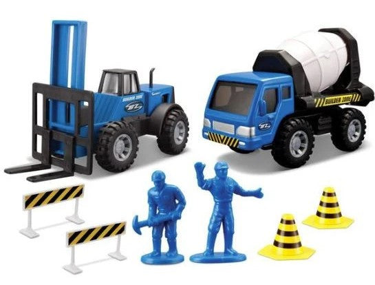 Rapid Repair Construction Playset Toys
